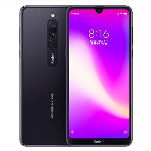 Xiaomi - Smartphone Redmi 8 - 6,22''HD+ 4GB - 64GB 4G-LTE 8 - 12+2MPX DUALSIM A9.0 Negro