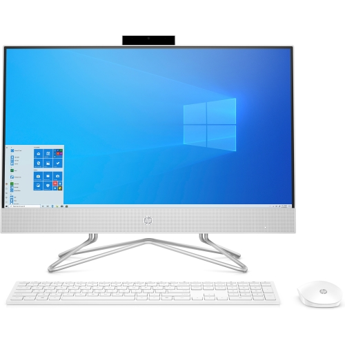 HP AIO 24-DF0033NS - Intel Core i3-1005G1 1.2 Ghz - 23.8