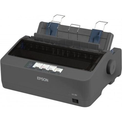 Epson LQ-350 - Monocromática - 24-clavijas 80 -columna - 347 cps Mono - USB - En Paralelo