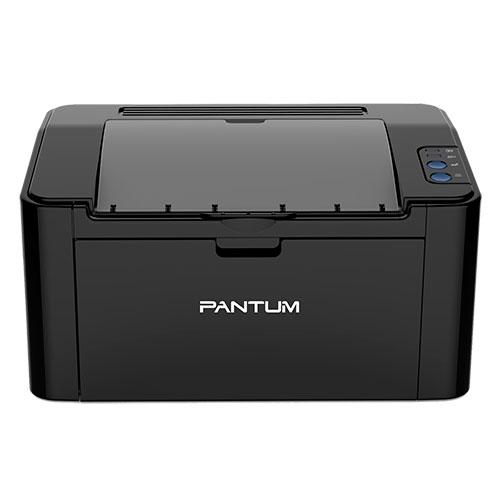 PANTUM P2500W - Impresora láser monocromo A4 Wi-Fi - hasta 22ppm - hasta 1200dpi - bandeja 150 páginas - USB - Negra