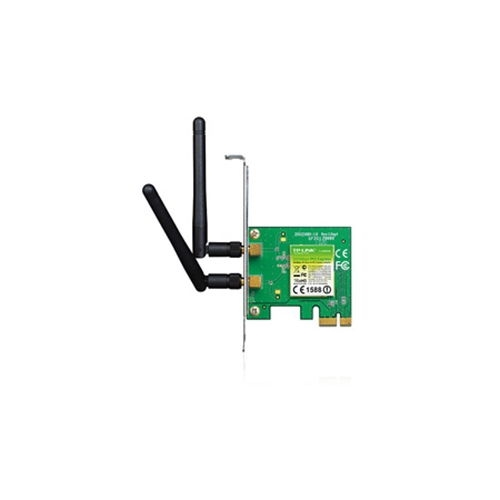 TPLINK TL-WN881ND - Adaptador de red - PCI-e - 802.11n/b/g 300 Mbps - 802.11b, 802.11g, 802.11n