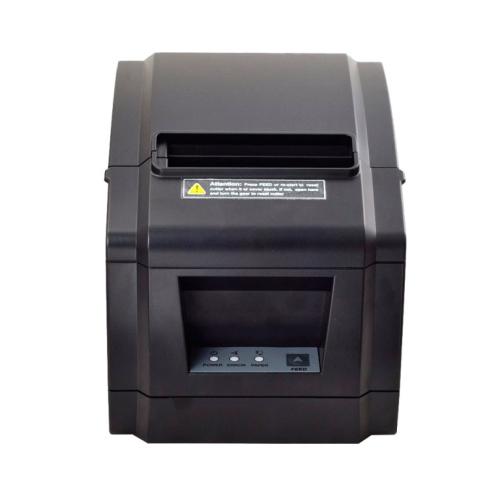 Impresora de tickets térmica ITP-71-II - 200mm/s - USB + Serie - Corte automático parcial o completo - 80mm - Avisador acústico - Montaje en pared - Cables incluidos
