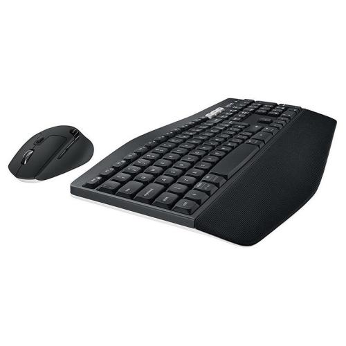 Logitech - MK850 - Kit Teclado y Raton Bluetooth - Unifying - Inalambrico BT
