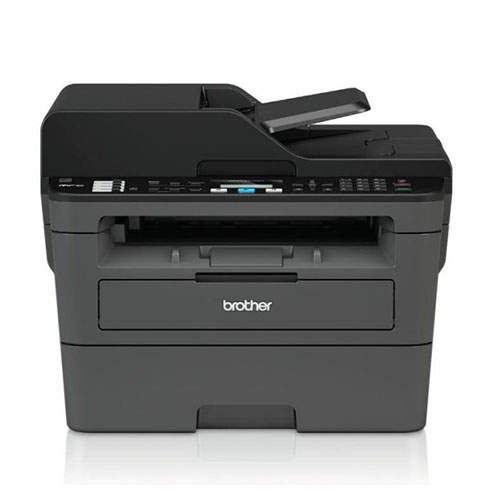 Brother MFC-L2710DW - impresora multifunción (B/N) - A4 - hasta 30 ppm - 250 hojas - fax - USB 2.0 - LAN - Wifi - Consumible TN2420
