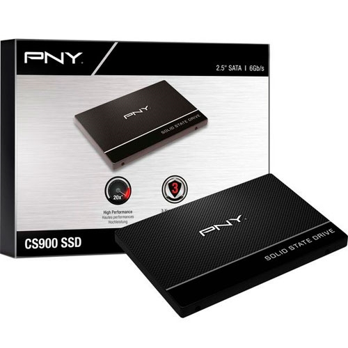 PNY CS900 - 960 GB - 2.5