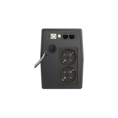 Phasak - SAI interactivo 600VA/360W LCD Táctil - USB ViewPower - Green Technology