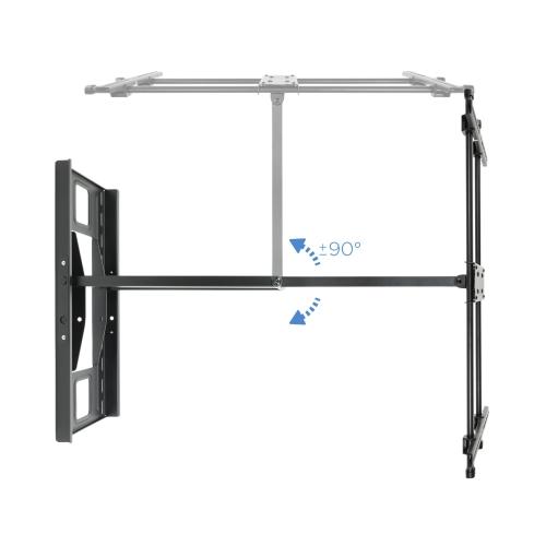 TooQ - Soporte de pared para pantallas 43