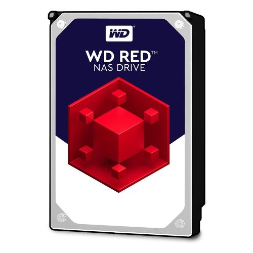 WD Red NAS WD40EFRX - Disco duro - 4 TB - interno - 3.5