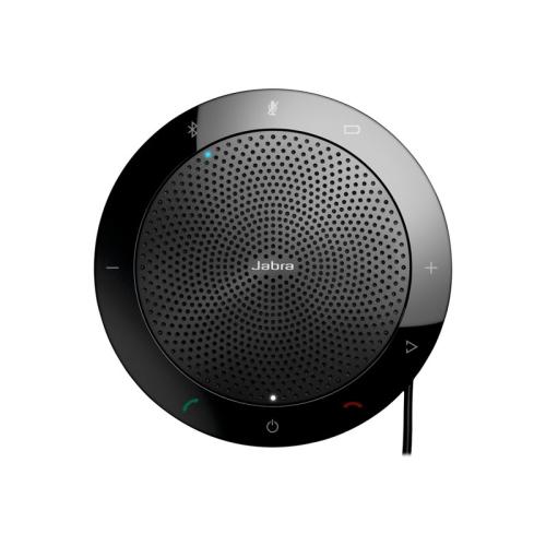 Jabra SPEAK 510 MS - Altavoz de escritorio VoIP - Bluetooth - Inalámbrico - USB