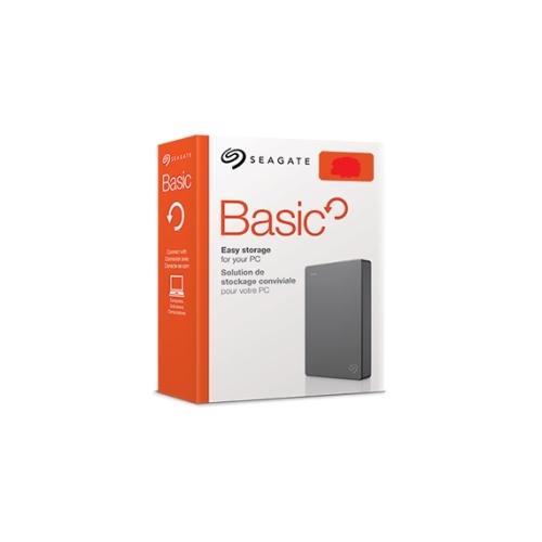 Seagate - Disco duro externo Seagate Basic 2TB 2.5 USB 3.0 STJL2000400