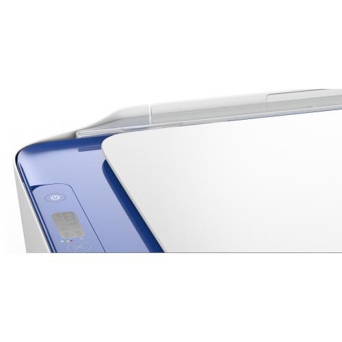 HP Deskjet 2630 All-in-One - multifunción - Wifi - USB 2.0 - hasta 20 ppm impresión - 60 hojas - hasta 6 ppm copia - consumible 304/XL