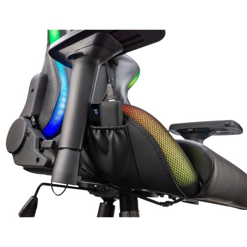 Talius - Silla gaming Camaleón RGB