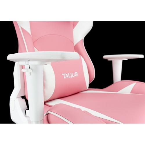 Talius - Silla Gaming Dragonfly - 2D - Blanco/rosa