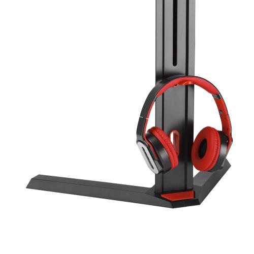 TooQ - Soporte de mesa monitor Gaming DB1402TN-B - Compatible con VESA: 75x75 y 100x100 - 17
