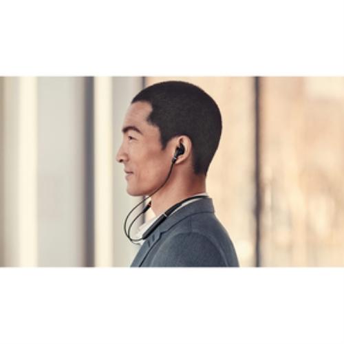 Jabra - Auricular EVOLVE 65e UC - Inalámbrico Diadema para Cuello - Intrauricular Estéreo - Biauricular - 3000 cm - Bluetooth - 20 Hz a 20 kHz - Cancelación de ruido - Micrófono
