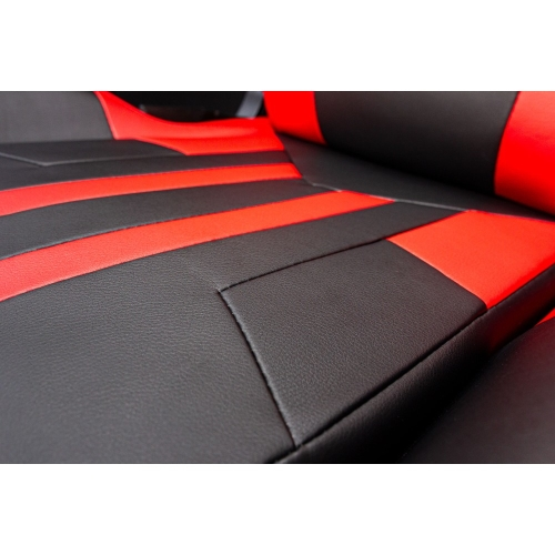 Talius - Silla Gaming Viper - 4D - Negro/rojo