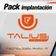 TALIUS - Bundle Sonido con auriculares y altavoces
