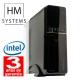 HM Solano - Sobremesa SFF - 7ª Gen - Intel Core i5 7400 - 4 GB DDR4 - 1Tb - Grabadora - USB 3.0 - 3 años - 30 días DOA
