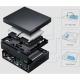 Asus -VivoMini VC66-B087Z - MINI PC - Core i3-7100 - 8 GB DDR4 SO-DIMM 2400MHz - 500GB HDD - WIN 10 PRO