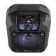 NGS - Altavoz Roller Tin - 20W - FM/BT/USB/MicrosD/MIC - Pantalla LED - Bateria - BF18